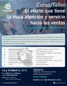 flyer curso abril 2016
