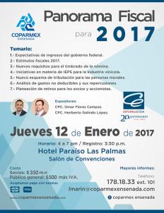 flyer panorama fiscal 2017 corregido