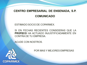 Comunicado acciones de PROFECO (3)
