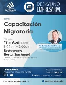flyer desayuno abril 2017
