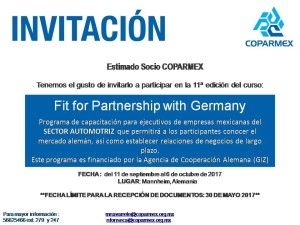flyer Alemania