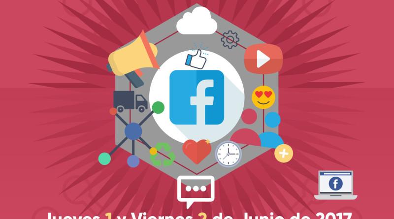 flyer curso facebook marketing