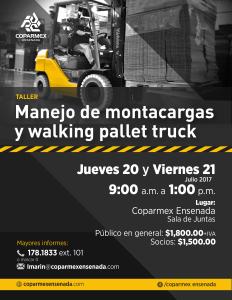 flyer Montacargas