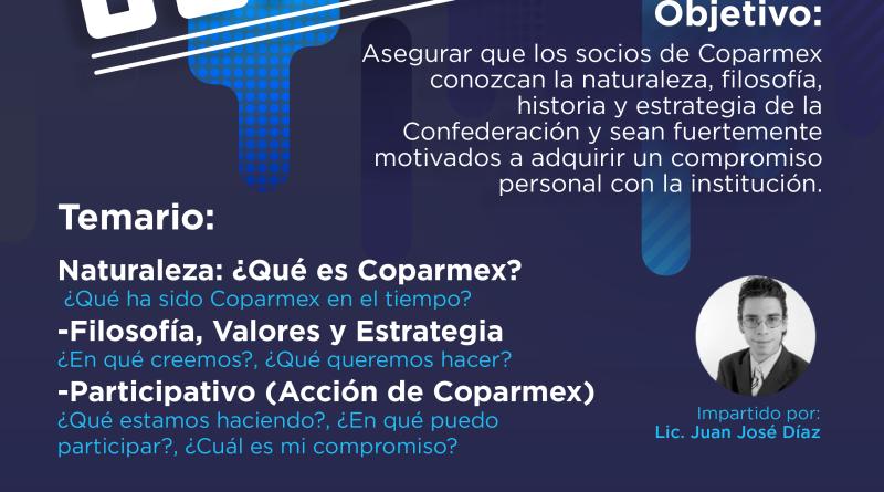flyer curso SerCoparmex 2017