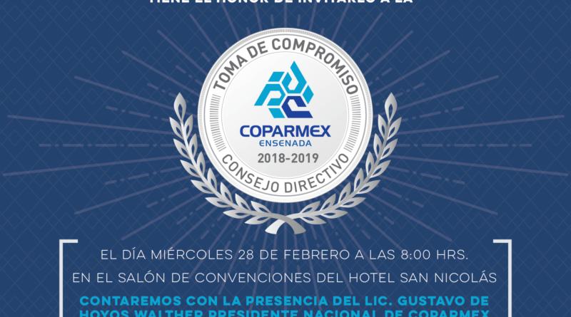 TOMA DE COMPROMISO NUEVO CONSEJO DIRECTIVO 2018-2019