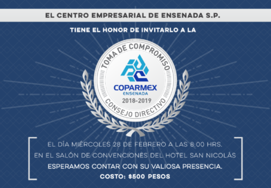 TOMA DE COMPROMISO 2018-2019
