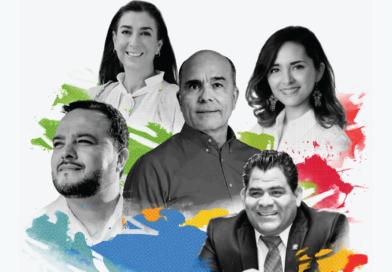 DESAYUNO Foro de Candidatos a Diputados Federales por el Distrito 03 Diálogo con Empresarios